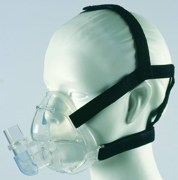 Full Face CPAP Mask, Large