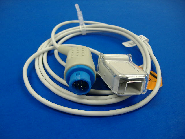 HP Philips Compatible SpO2 Adapter Cable M1900B